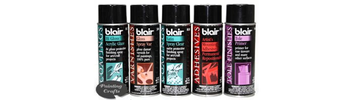 Blair Sprays