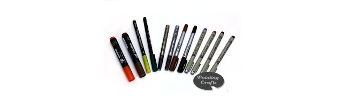 Markers & Pens