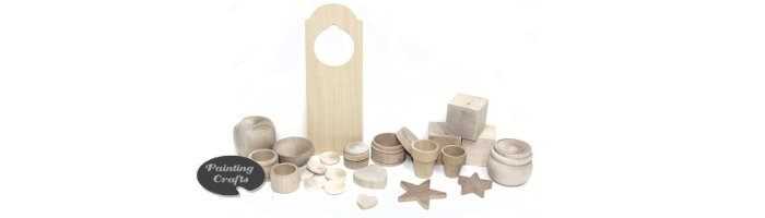 Miscellaneous Craft Wood