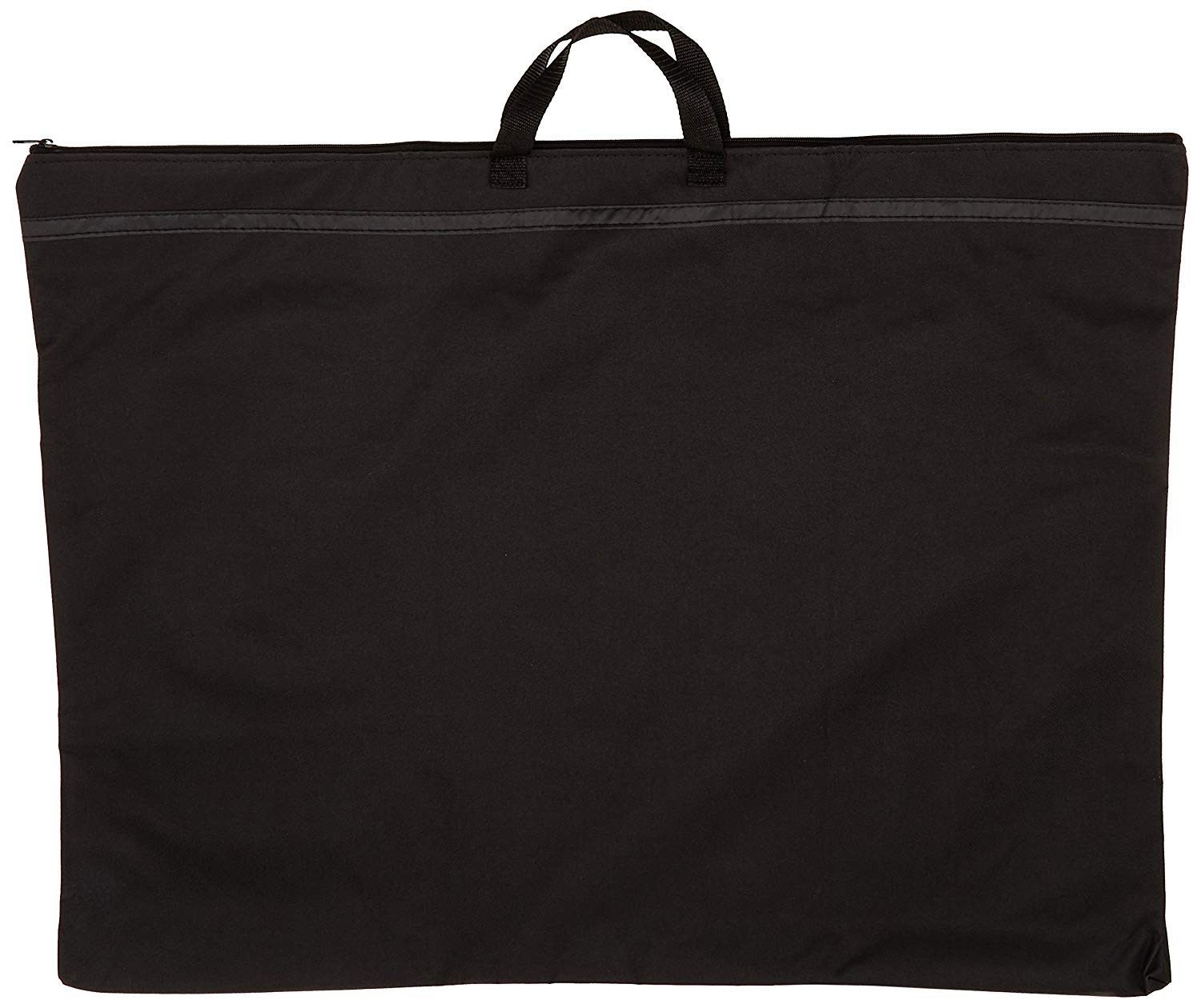 Alvin Soft-Sided Portfolio, 23 inches x 31 inches, Black