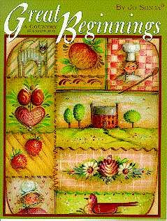 Great Beginnings A Country Sampler front cover