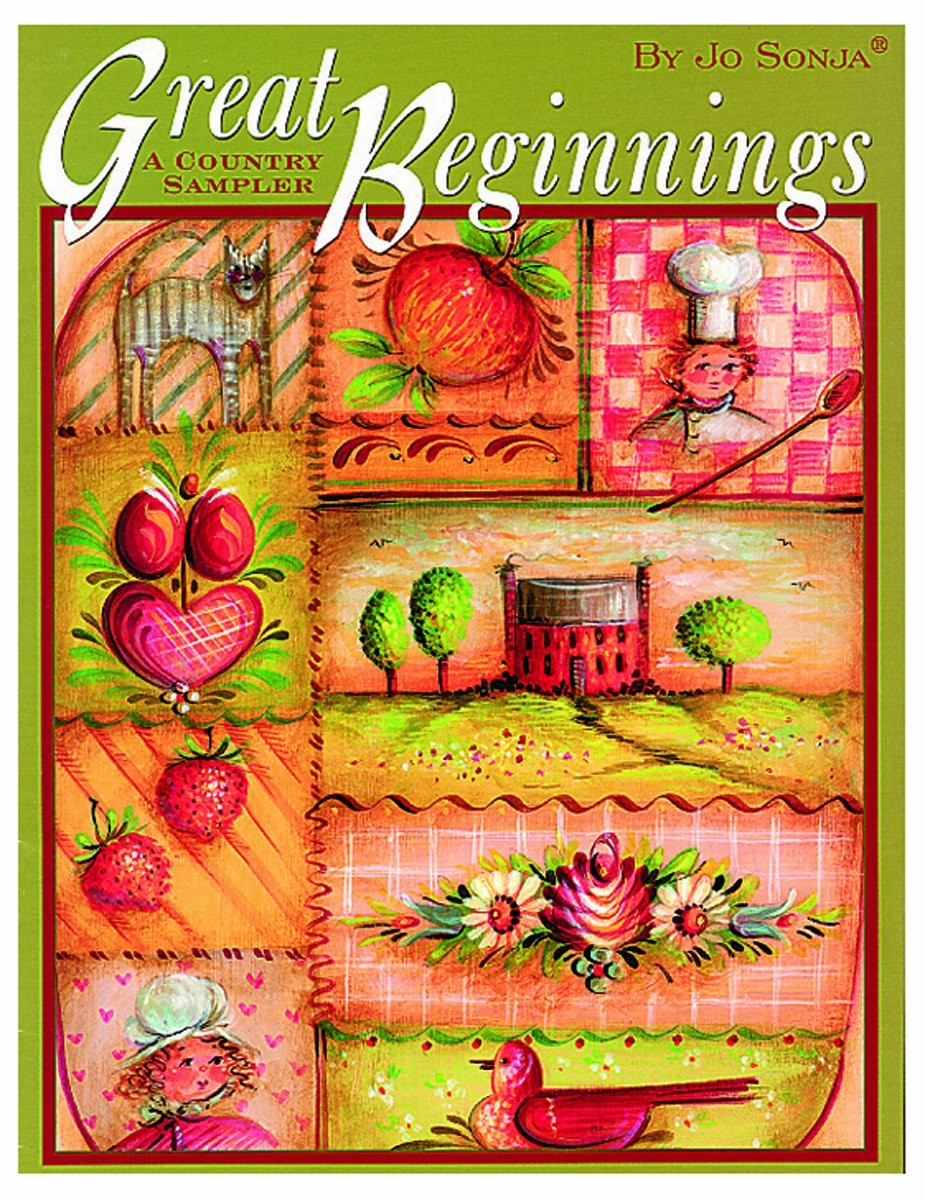 Great Beginnings A Country Sampler