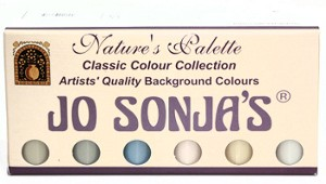 Jo Sonja Classic Colour Collection - Set of 12 Colors