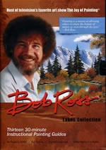 Lakes Collection - Bob Ross 3-Disk DVD Set