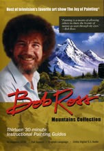 Mountains Collection - Bob Ross 3-Disk DVD Set