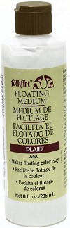 Plaid Folk Art Floating Medium, 8 oz.