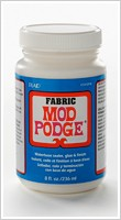 8 oz. Fabric Mod Podge, Plaid