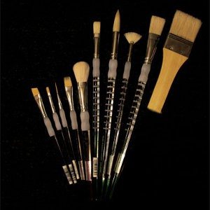 Brenda Harris 10 Piece Basic Brush Set
