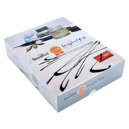 Speedball Super Value Calligraphy Kit