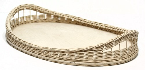 Schroon Lake Adirondack Oval Tray
