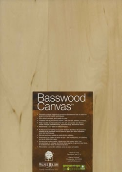Basswood Canvas