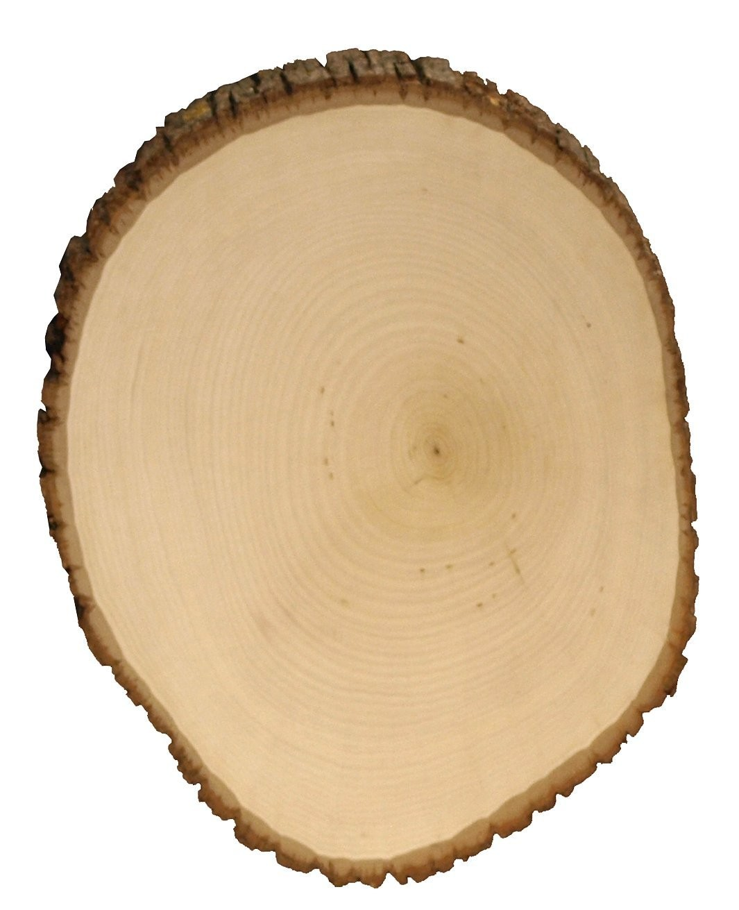 Walnut Hollow Basswood Country Oval, 11-12 in