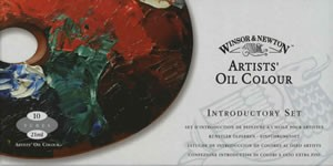 Introductory Artist Oil 10 Tube Set