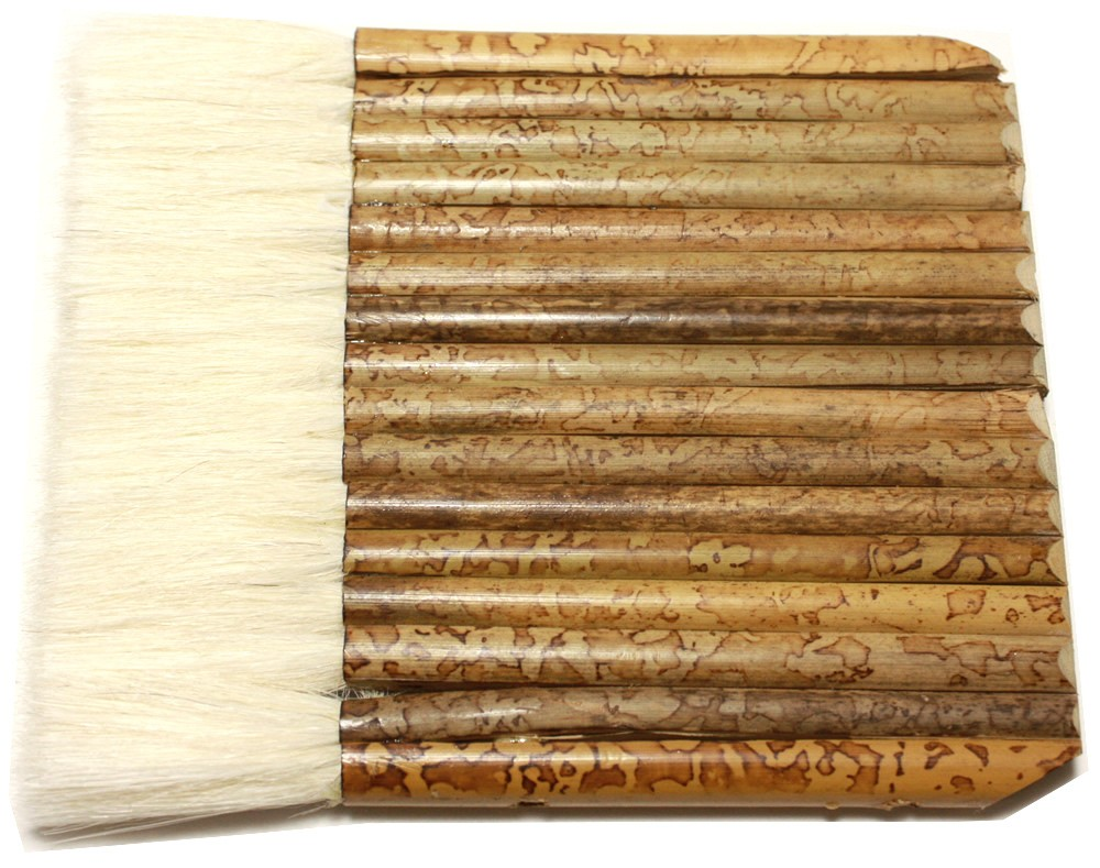 Yasutomo Bamboo Hake Brush with pull apart handle