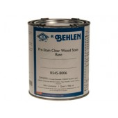 Pre-Stain Clear Wood Stain Base, 16 oz.