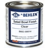 Salad Bowl Finish, 8 oz.