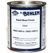Salad Bowl Finish, 1 Quart