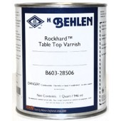 Behlen Table Top Urethane Varnish