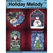 Partners in Paint Holiday Melody by Laurie Speltz and Margy Spradling