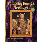 Find King Henry's Treasure, Touch the Art