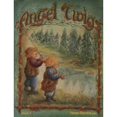 Angel Twigs Book 1 Front Cover by Helan Barrick MDA