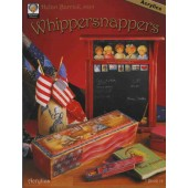 Whippersnappers Book 14 Front Cover by Helan Barrick MDA