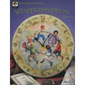 Whippersnappers Book 15 Front Cover by Helan Barrick