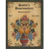 Scottie's Bauernmalerei Bavarian Folk Art Book 3