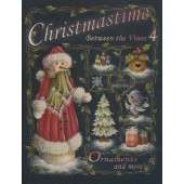 Christmastime Between the Vines 4 Front Cover by Jamie Mills-Price