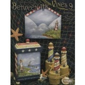 Between the Vines 9 Front Cover by Jamie Mills-Price