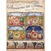 Seasons in Time, Between The Vines Vol. 1 front cover