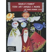 Shara's Funky Folk Art Angels and More