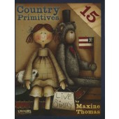 Country Primitives Volume 15 front cover