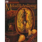 Mellow Folk Art Painting V 5 [Acrylic] Front Cover by Mary Jane Todd