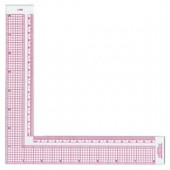 L Square Ruler Inch/Metric