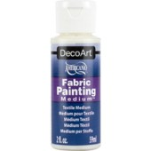 2 oz DecoArt SoSoft Fabric Painting Medium