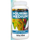 DecoArt Paint Pouring Medium, 16 oz.
