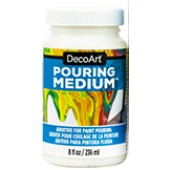 DecoArt Paint Pouring Medium, 8 oz.