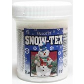 Deco Art Snow-Tex, 2 oz