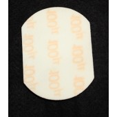 Large 280/400 Grit Sanding Pad, 3 in x 4 in