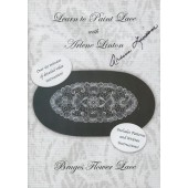 Bruges Flower Lace DVD by Arlene Linton