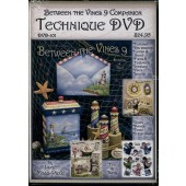Between the Vines Volume 9 Companion Technique DVD
