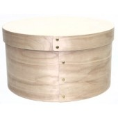 Large, Bentwood Round Stacking Box