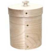 Medium, Bentwood Canister