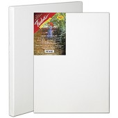Fredrix Pkg of 6 Pre-Stretched Canvas - Standard Cotton Duck 11in x 14in