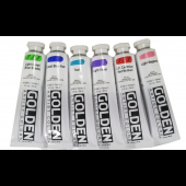Golden Heavy Body Artist's Acrylics, 2 oz.
