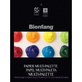 Bienfang Disposable Acrylic / Oil Palette Pad, 12 in x 16 in