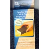 Loew-Cornell Sanding Block, Medium/Coarse