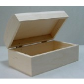 Rounded Miniature Trunk Box