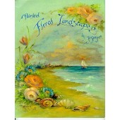 Painted Floral Landscapes front cover